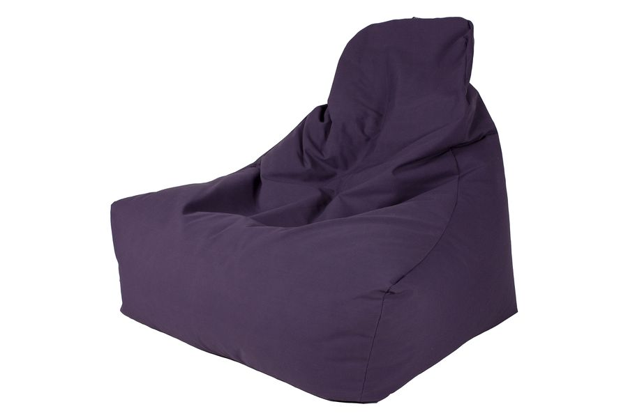 Mr.lounge beanbag olefin uni paars
