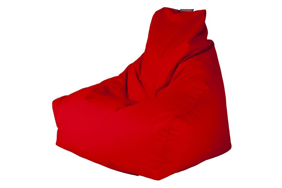 Mr.lounge beanbag olefin uni rood