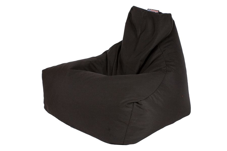 Mr.lounge beanbag olefin uni zwart