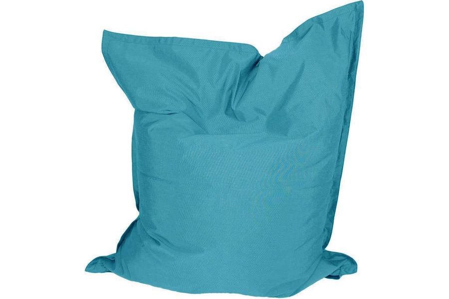 Losse hoes voor Zitzak outdoor cartenza aqua blue