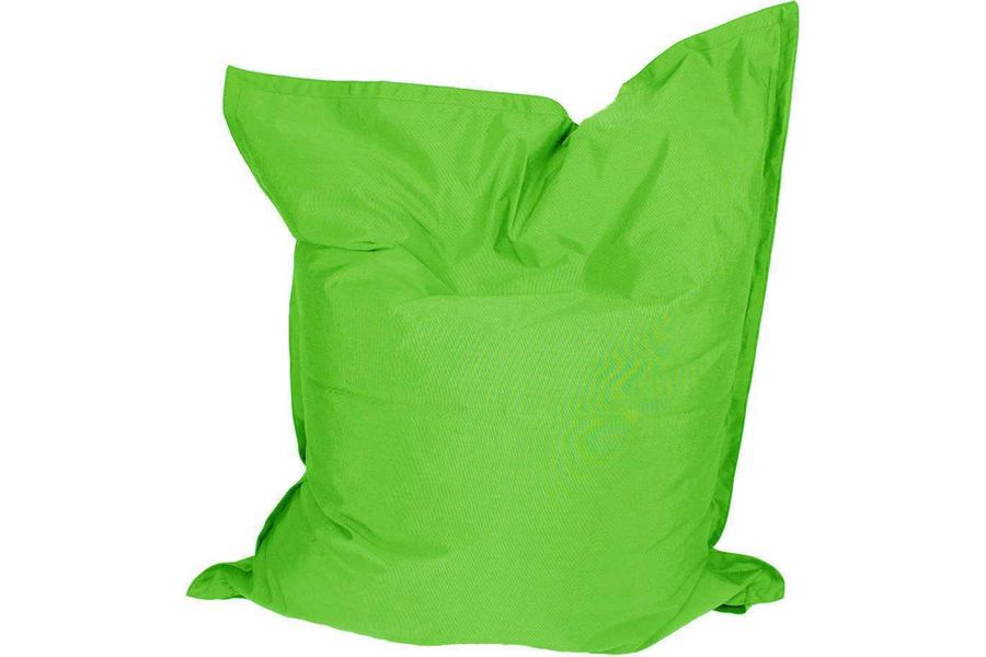 Losse hoes voor Zitzak outdoor cartenza limegreen